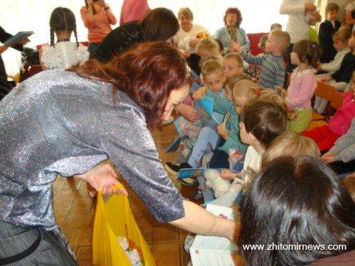 Хворим дітям особливо потрібна любов