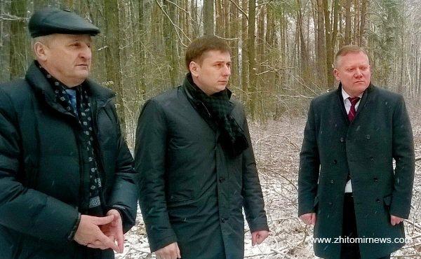 Губернатор Житомирщини провів виїзну нараду в Ємільчинському районі